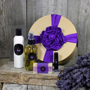 Lavender Skin Care Collection from Pelindaba Lavender