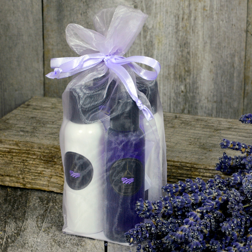 Lavender Carry On Collection from Pelindaba Lavender