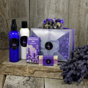 Lavender Petal Collection from Pelindaba Lavender