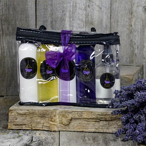 Lavender Weekender Collection from Pelindaba Lavender