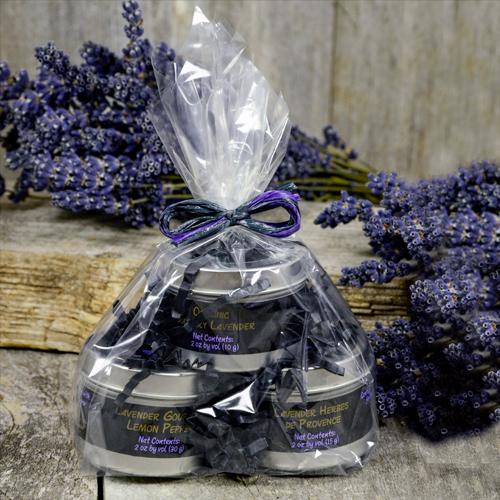 Lavender Seasoning Gift Sampler from Pelindaba Lavender