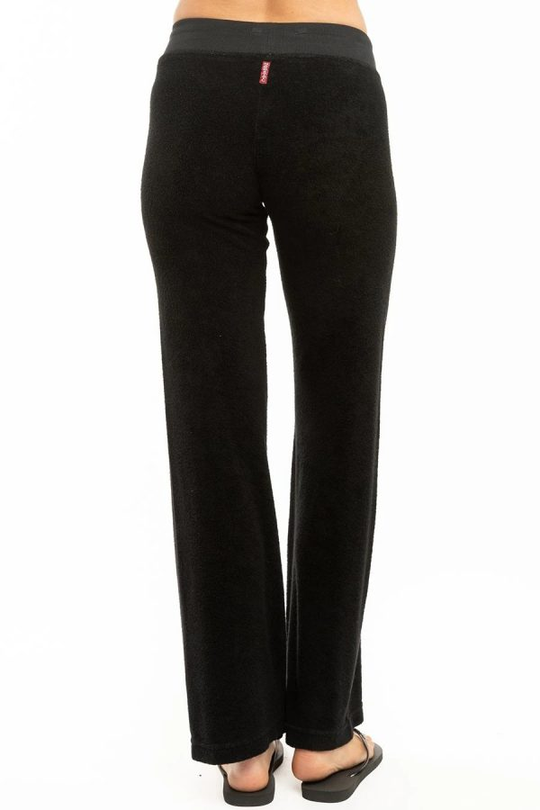 Easy Pull-On Terry Pant