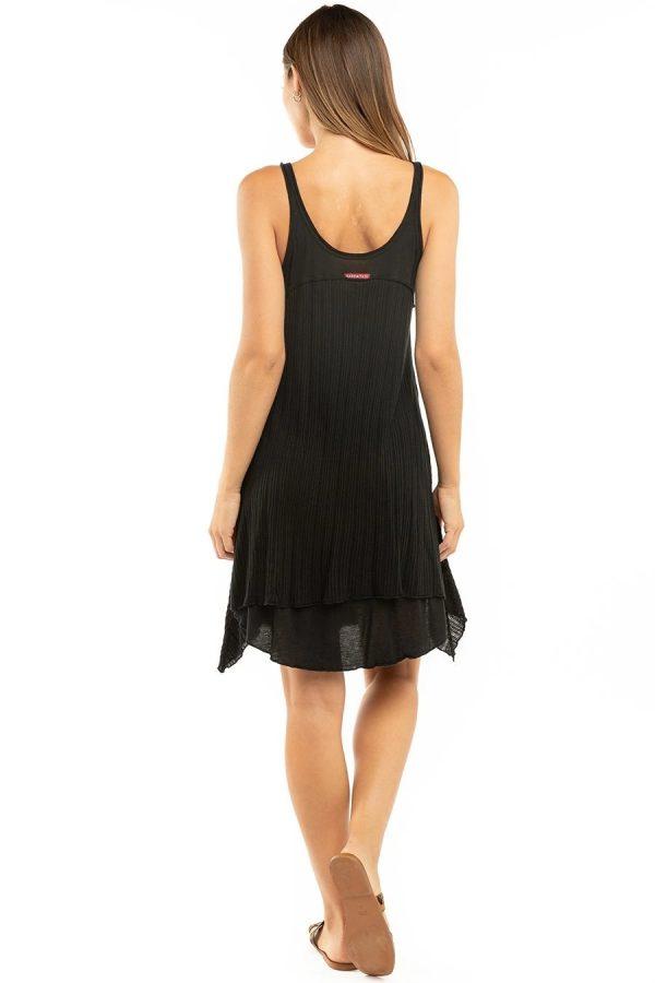 HardTail Vixen Dress Black