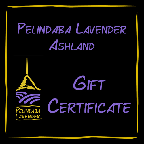 Pelindaba Lavender Ashland Gift Certificate