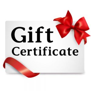 Bugaboo Gift Certificate Ashland