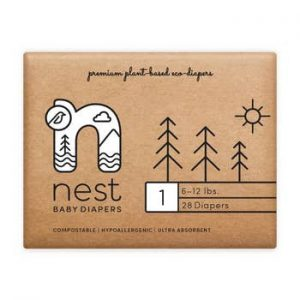 Nest Eco-friendly Diapers