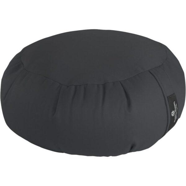 Hugger Mugger Zafu Meditation Cushion Grey