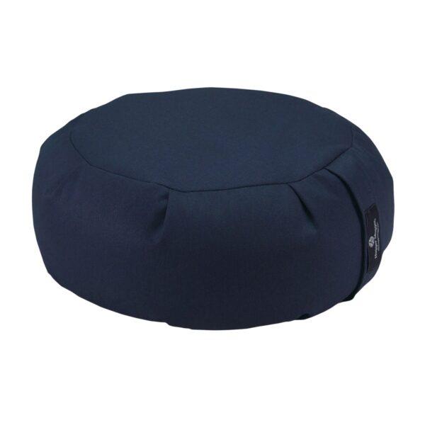 Hugger Mugger Zafu Meditation Cushion Navy