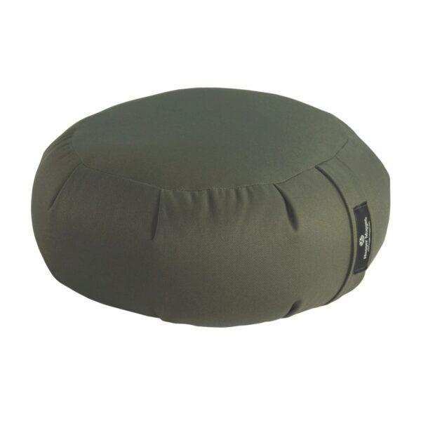 Hugger Mugger Zafu Meditation Cushion Olive