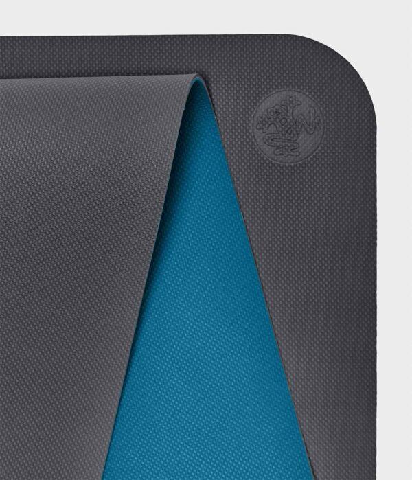 Manduka Begin Yoga Mat Steel Grey