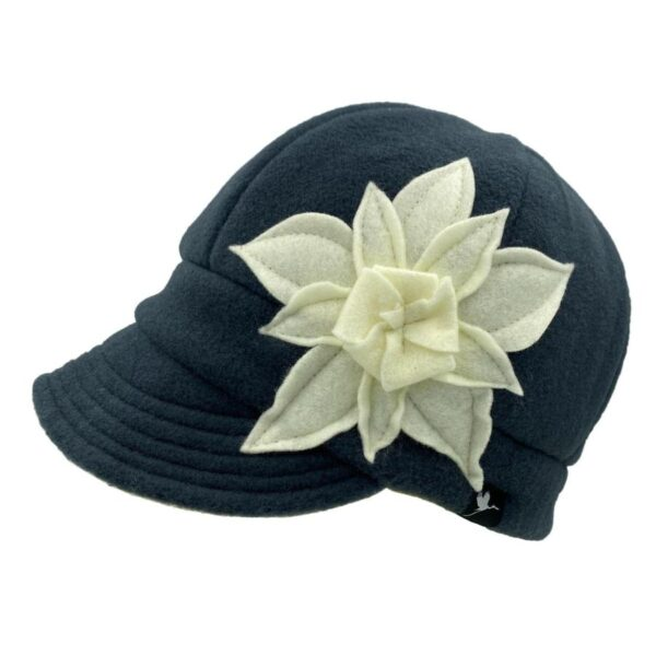 H014-013 Mandy Winter Fleece Weekender Hat